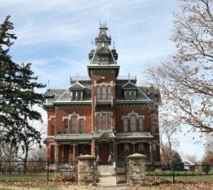 One Haunted Apartment and Two Haunted Houses in Kansas City