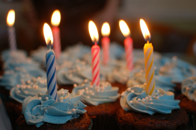 Happy Birthday to My Blog! THANK YOU SO MUCH For Reading!