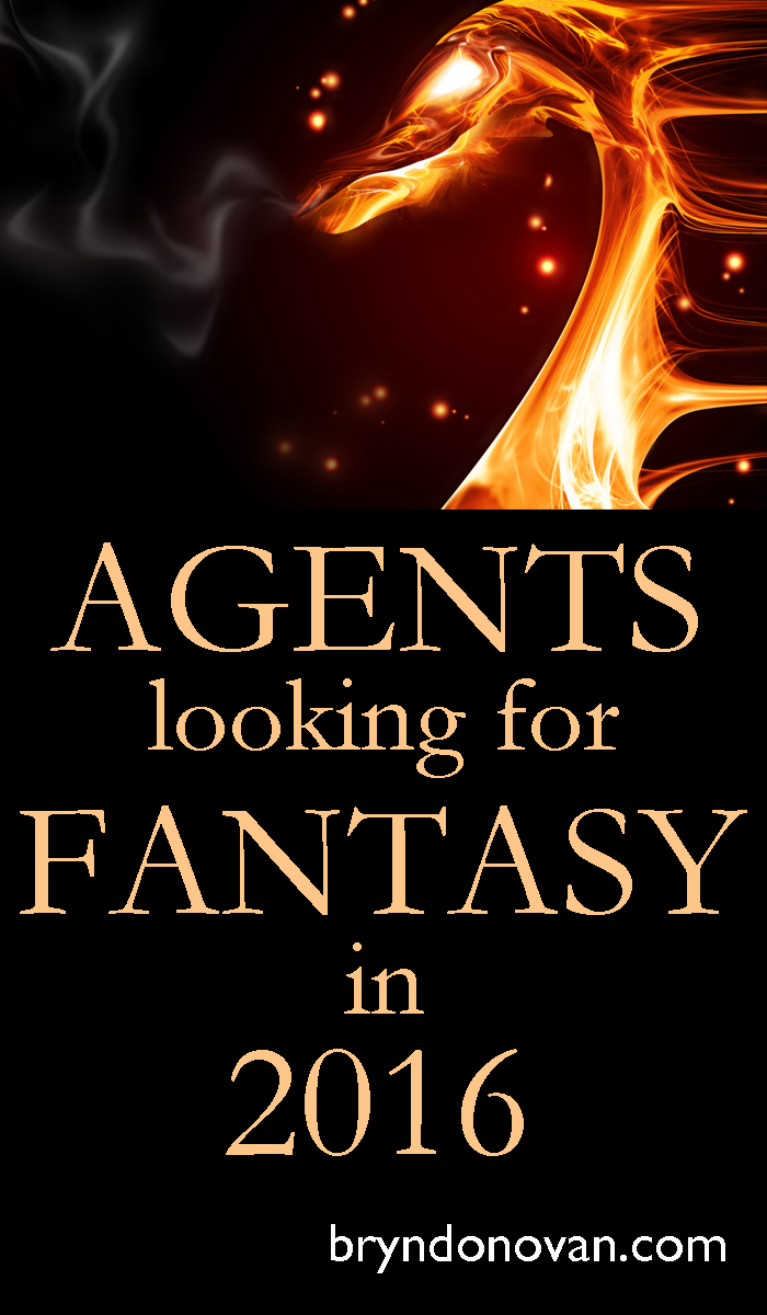A big list of agents representing fantasy novels, with some of their recent comments on what they are looking for. #writingtips #publishing