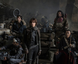 Actually, Most Guys Are Just Fine With The Female Lead in ROGUE ONE, the New Star Wars Movie