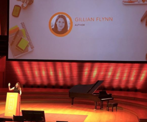 Three Things I Learned Last Week from Gillian Flynn, Author of GONE GIRL (Plus One Thing I Already Knew)