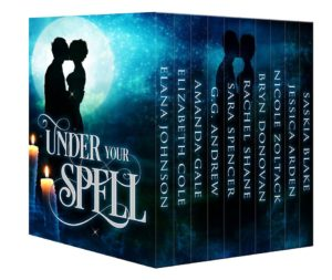 Under Your Spell #romance boxed set #paranormal #bryn donovan #wicked garden #free