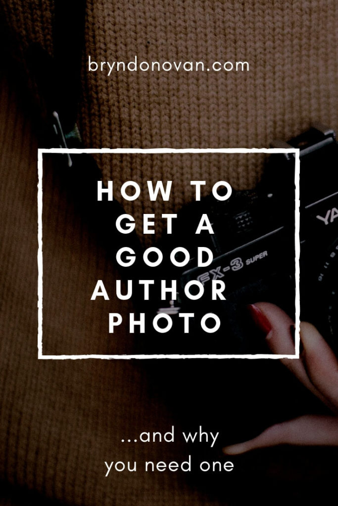 How to Get a Good Author Photo And Why You Need One #blogger profile picture #tips #blogging #writer #what to wear #how to take a great picture
