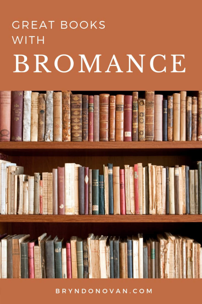 Great Books With Bromance...read all about the brotherly love! #reading #fantasy #YA #romance