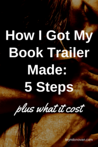 How to Make a Book Trailer #how much it costs #best book trailers 2017