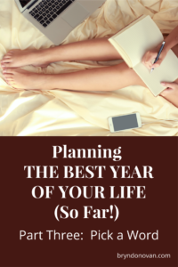 Make up your mind that next year will be THE BEST YEAR OF YOUR LIFE (so far!) Then plan it out with this 5-part series. #inspiration #inspirational #how to stick to New Year #New Year's resolutions #motivational