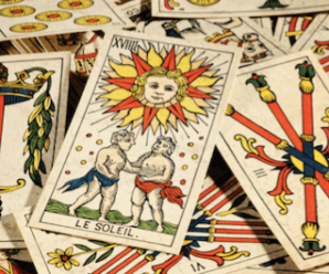 22 Writing Prompts Inspired By Tarot Cards