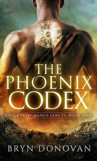THE PHOENIX CODEX by Bryn Donovan #best paranormal romance books 2017 #urban fantasy #secret society book
